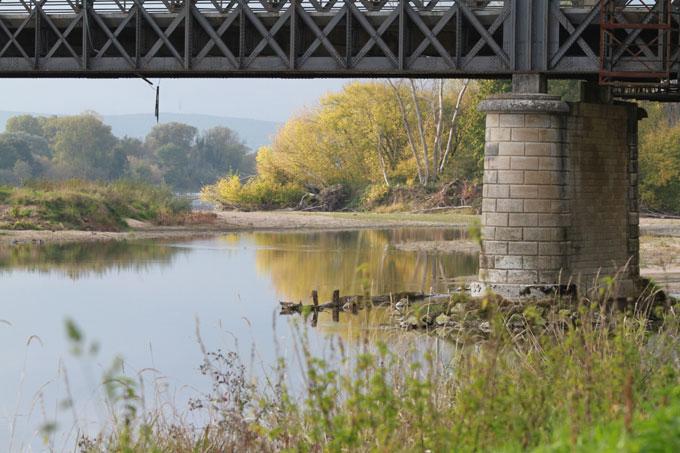 Pont de Pouilly sur Loire