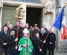 Saint-Vincent a pouilly-sur-loire