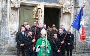 Saint-Vincent à Pouilly 2017