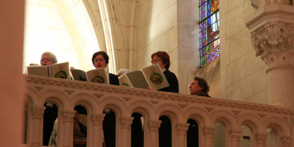 Saint-Vincent enfin chanté à Saint-Andelain