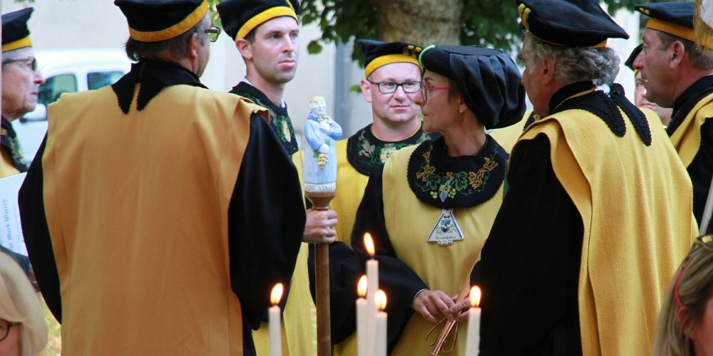 Foire aux vins du 15 août à Pouilly