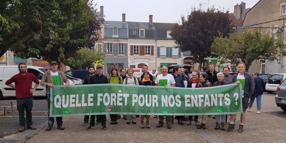 Marche pour la forêt